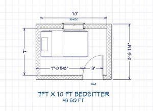 A Comparative Analysis: The Bedsitter and The Studio Apartment | studio 02 | Pinned Directory Kenya